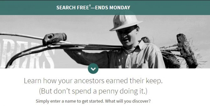 Ancestry com Free Weekend! | St  Louis Public Library