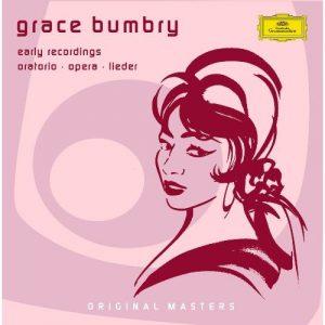 Grace Bumbry - Grace Bumbry - Oratorio / Opera / Lieder