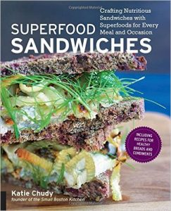 Superfood Sandwiches by Katie Chudy