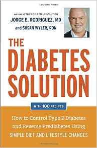 The Diabetes Solution by Dr. Jorge E. Rodriguez
