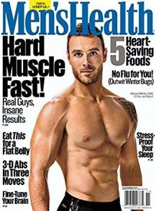 Mens Fitness magazine