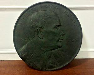 Reedy Medallion
