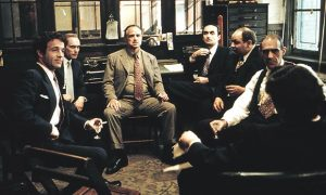 Photo from the Godfather movie