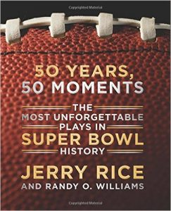 50 Years, 50 Moments - Jerry Rice, Randy O. Williams
