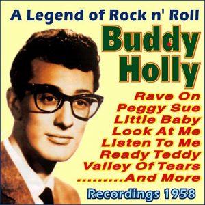 Buddy Holly - A Legend of Rock N' Roll