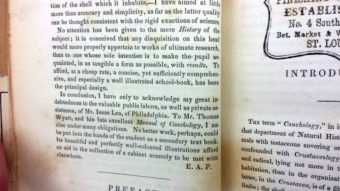 Preface and Initials