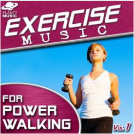 The Hit Co. - Exercise Music for Power Walking Vol. 1