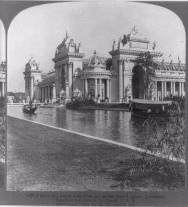 Palace of Liberal Arts