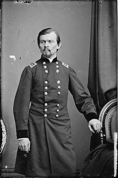 Franz Sigel (Library of Congress photo)