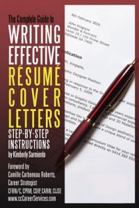 Complete Guide to Writing Effective Resume Cover Letters by Kimberly Sarmiento