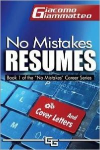 No Mistakes Resumes by Giacomo Giammatteo