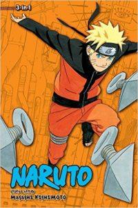 Naruto, Volume 1 by Masashi Kishimoto