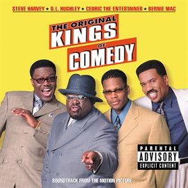 "Cedric ""The Entertainer"" - The Original Kings Of Comedy"