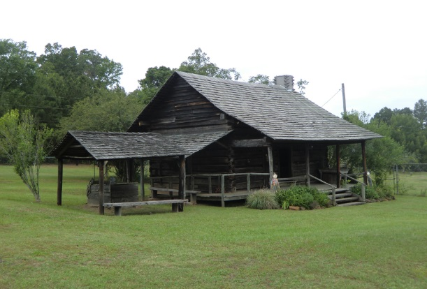 Germantown Museum building (Louisiana State Archives photo)