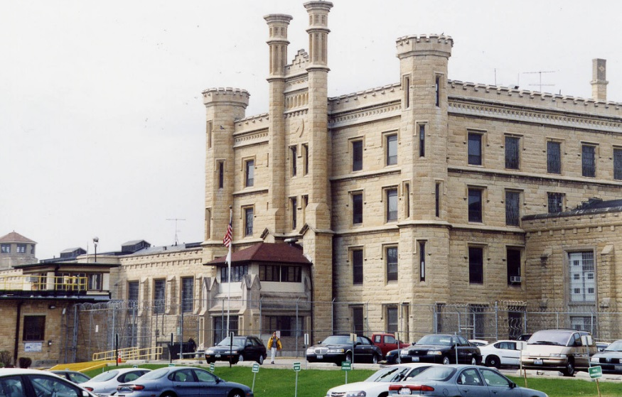 Flickr Creative Commons photo of Joliet Correctional Center by Kai Schreiber (https://www.flickr.com/photos/genista/)