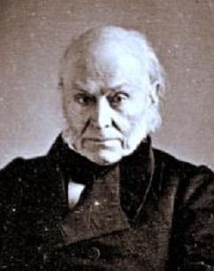 John Quincy Adams (National Institute of Standards photo)
