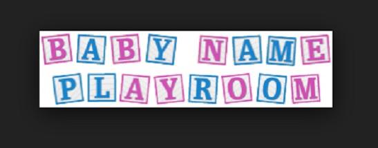 Baby Name Playroom (Social Security Admin, photo)