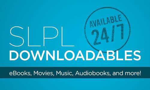 SLPL Downloadables Available 24/7