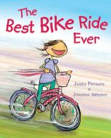 Childrens book: The best bike ride ever