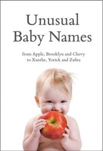 Unusual Baby Names by Paddington Baher
