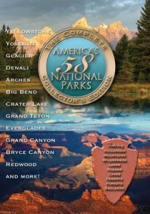 America's 58 National Parks