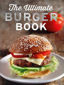 The Ultimate Burger Book by Naumann & Göbel Verlag