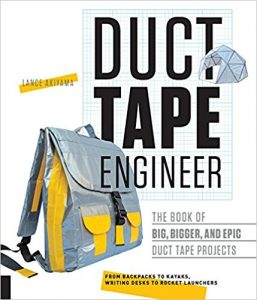 Duct Tape Engineer by Lance Akiyama