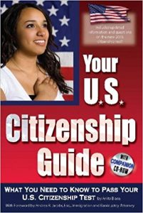 Citizen Citizenship Exam The Complete Guide to Becoming a U.S Pass The U.S