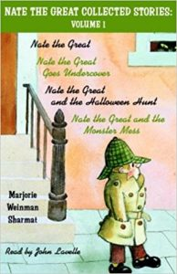 Nate the Great Collected Stories, Volume 1 by Marjorie Weinman Sharmat
