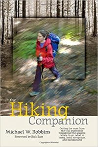 The Hiking Companion by Michael W. Robbins