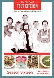 America's Test Kitchen - Season 16