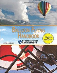 Balloon Flying Handbook by Federal Aviation Administration