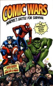 Comic Wars by Dan Raviv