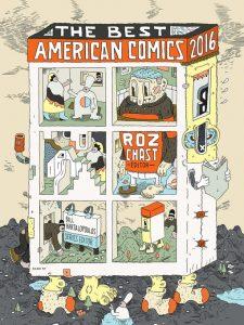 The Best American Comics 2016 Roz Chast