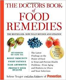 The Doctors Book of Food Remedies by Selene Yeager, The Editors of Prevention Magazine