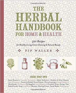 The Herbal Handbook for Home and Health by Pip Waller