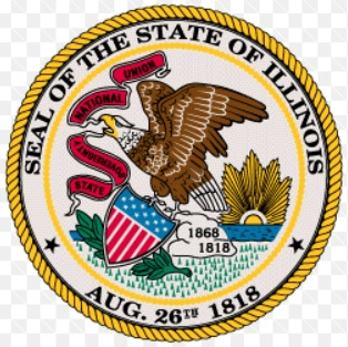 Official Seal of the State of Illinois (Il.gov photo)