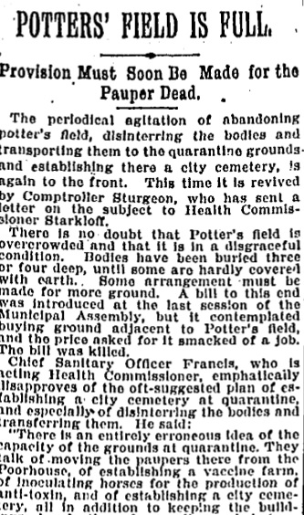 Article in St. Louis Post-Dispatch (September 2, 1895)