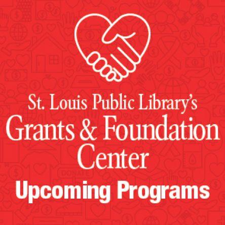 SLPL_GrantsFoundations's Blog   St  Louis Public Library