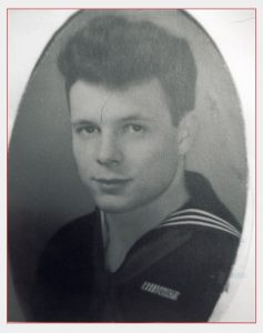 Glenn Morgan, U.S.S. Indianapolis disaster survivor (glotx.gov photo)