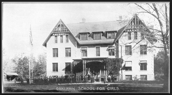 Oaklawn Training School for Girls (RI.gov photo)