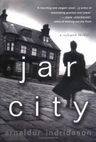 Jar City book cover