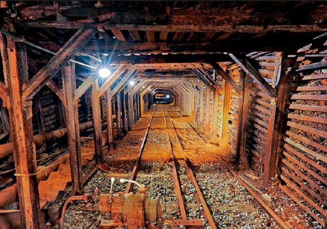 Abandoned gold mine in Grass Valley, California (CA.gov photo)
