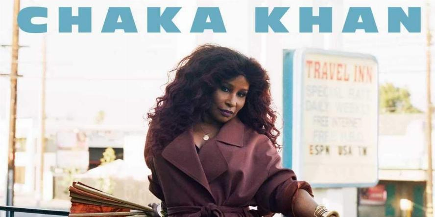 Chaka Khan Album Cover