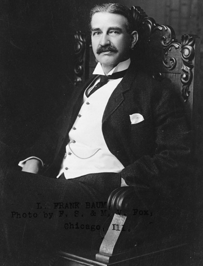 L. Frank Baum (LOC.gov photo)