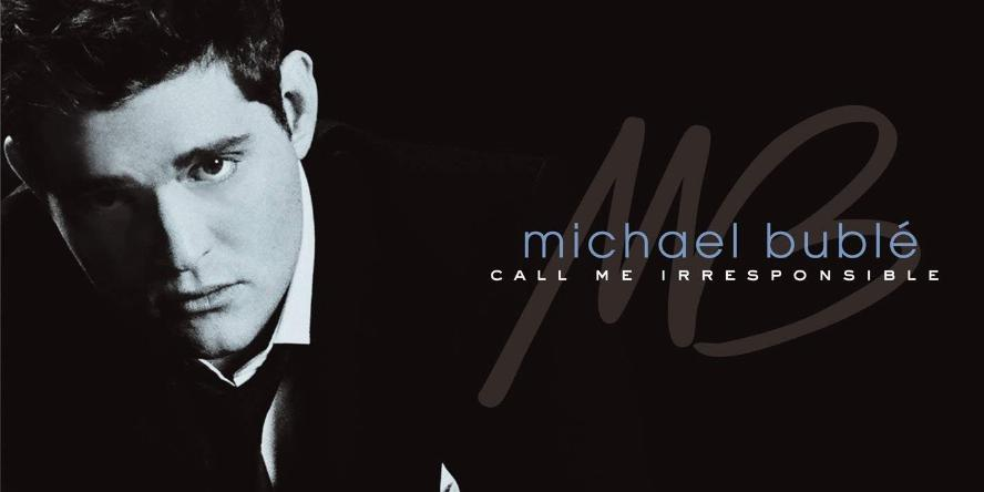 Michael Buble Album Cover