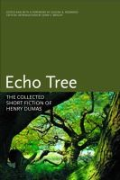 The Echo Tree book cover