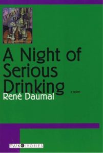 A Night of Serious Drinking book cover