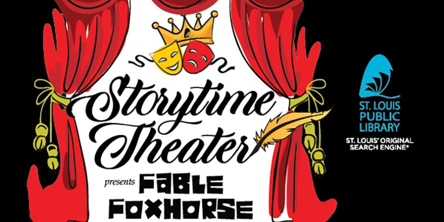 Storytime Theater Banner
