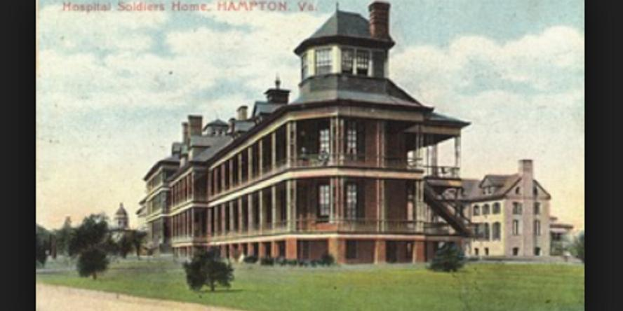 Soldiers Home in Hampton Virginia